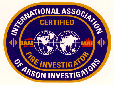 how to become an arson investigator